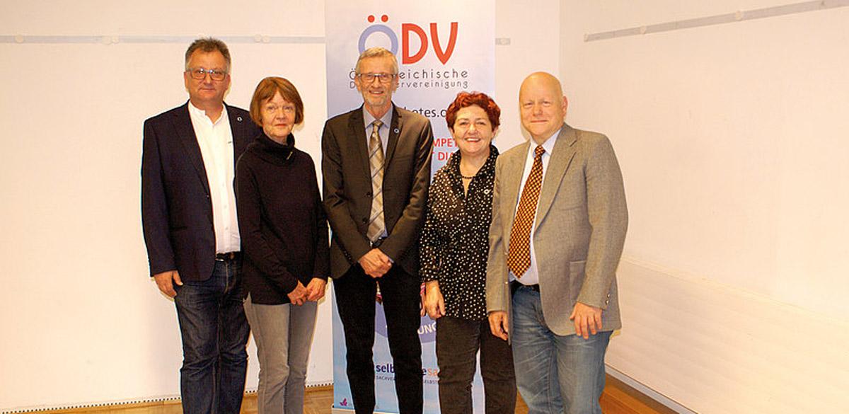 ÖDV-Vorstand 2019